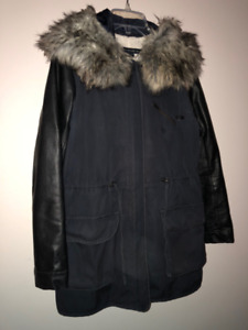 French Connection girls or womans Size 2 winter coat