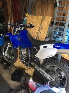 2000 or 2001 wr 250f