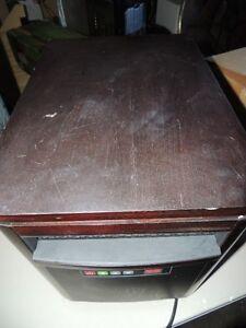 Duraflame Infrared Quartz Electric Portable Heater with Remote Regina Regina Area image 3