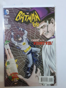 Batman, comic book en anglais