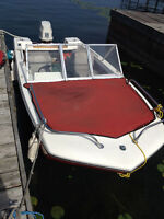 Bowrider Tri-hull with Evinrude 60HP