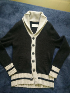Men's Cardigan - Bluenotes size S