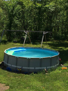 "16' x 48"" Intex Pool"
