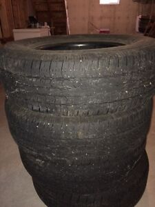 Truck Tires 265 70 R17