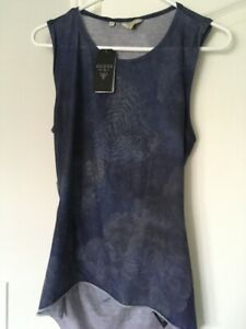 Guess Tiger print Tank top (xs) (New with Tag)