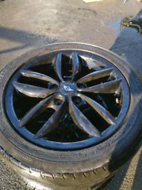 """Bmw mini wheels 5x112 17"""""""
