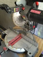 "10"" Craftsman Mitre Saw"