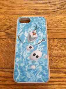 iPhone 5S Frozen's Olaf Back Cover Case