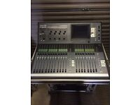 £5,500 ONO Allen and Heath iLive T80 Digital Mixing Desk and IDR 48 Mix Rack