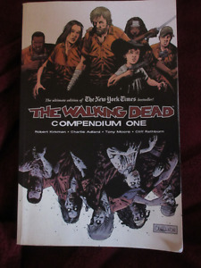 BD THE WALKING DEAD ANGLAIS 20$
