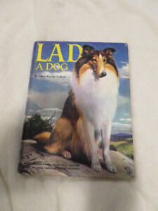 LAD A DOG (beautiful children's Collie story)