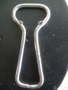 OLD-FASHIONED-STYLED HAND-HELD BOTTLE OPENER