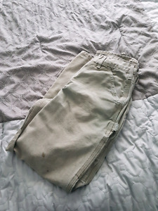 Carhartt work pants