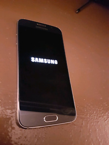 Fully unlocked Samsung S6 for sale.