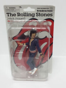 Diamond Medicom Mick Jagger Action Figure Sealed NEW IN BOX
