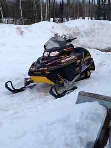 2002 ski doo mxz 700