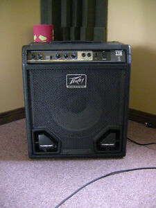 Bass Amp - Peavey Max 112