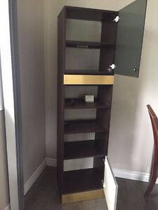 Good condition Shelf Unit or Display Cabinet