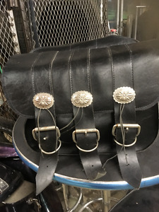 Used Saddle Bags