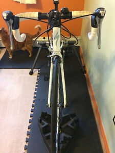 Specialized Dulce 51' + Cyclo Ops indoor trainer - Stony Plain