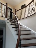 Best Price for Stair Renovation and Floor Install