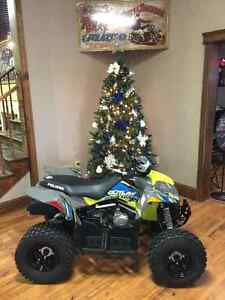 2017 Polaris Outlaw 110 Youth ATV