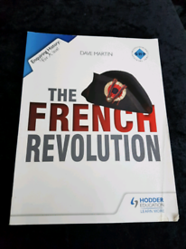 The French Revolution for Nat 5 French/ history help