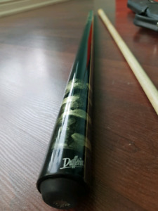 Dufferin pool cue