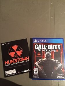 COD Call of duty black ops 3 ps4