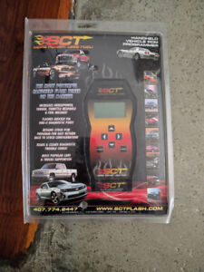 Unlocked SCT Tuner for 99 to 04 Mustang GT's