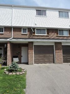 Just Listed! 3 bedroom, 1.5 bath Condo in Brantford