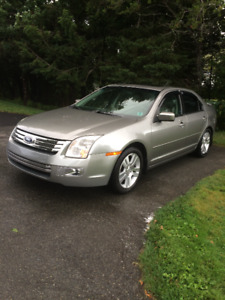 2008 Ford Fusion SEL LOADED  REDUCED