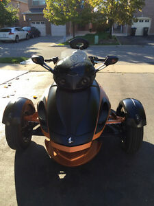 Can-Am Spyder RSS