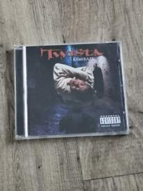 TWISTA - KAMIKAZE - CD - RAP / HIP HOP