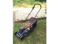 Challenge Xtreme electric lawn mower