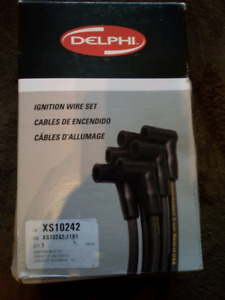 Delphi Ignition Wire Set (XS10242) NEW