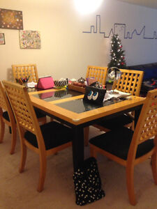 Dining Table+6Chairs for only$160