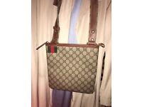Authentic Gucci pouch/side bag *quick sale*