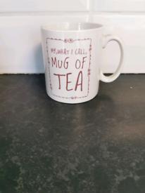 My mug of tea mug