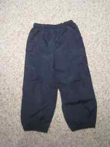 4T Navy Blue Splash Pants