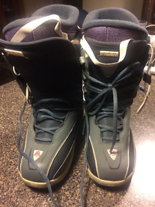 Like new Firefly snowboard boots