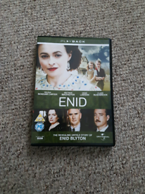 *AS NEW* Enid DVD