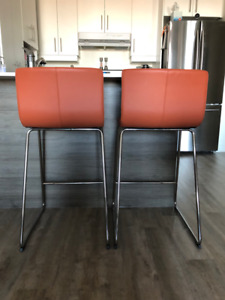 Leather Kitchen Counter Stools