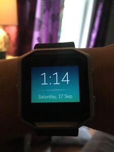Fitbit Blaze  Peterborough Peterborough Area image 1