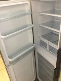 Hotpoint Silver Tall Fridge Freezer