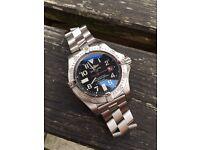 Breitling seawolf automatic watch