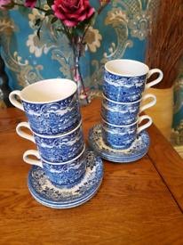 Tea Set Broadhurst Ironstone Perfect Condition