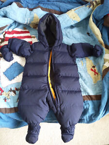 Baby Gap Warmest Down Snowsuit
