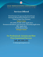 Immigration Services and Immigration Consultancy Services