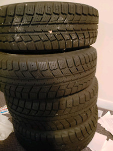 185/70 r14 winter tires OBO